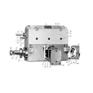 CAV NL Spare Parts