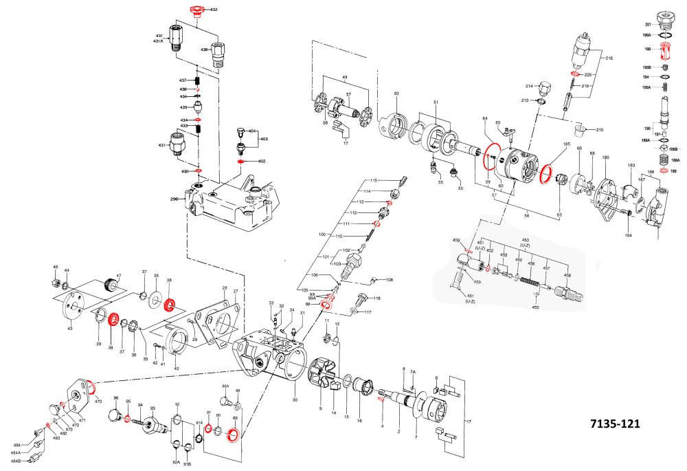 Lucas Injector Pump Diagram Wiring Diagrams ROCK