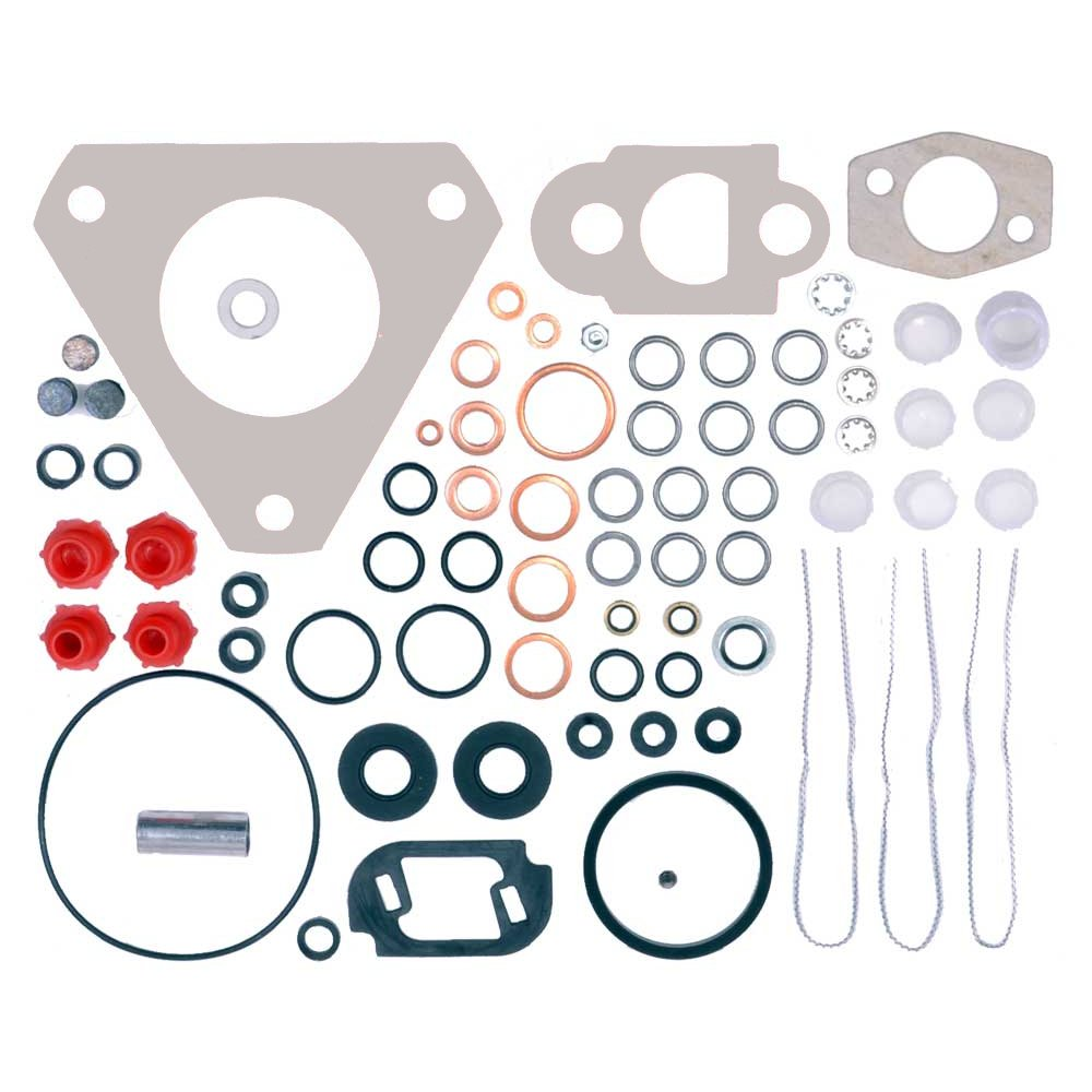 Complete Seal Repair Kit For Cav Dpa Hydraulically Manual Guide