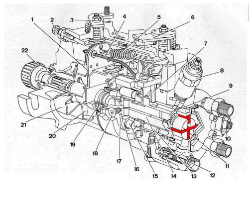 Lucas Injector Pump Diagram Wiring Diagrams Dash