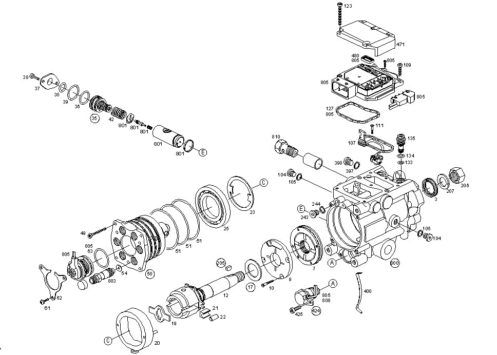 Exploded Diagrams
