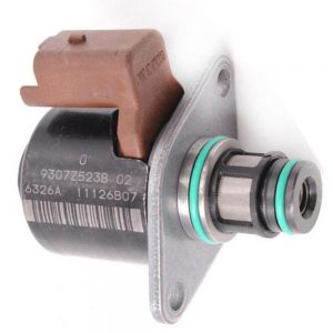 Inlet Metering Regulator Valves