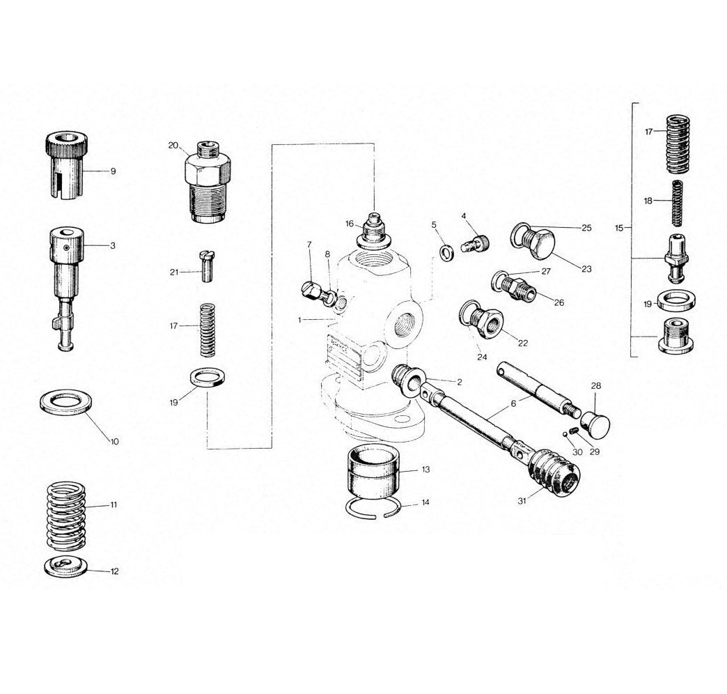 repair kit for bryce faoab pumps