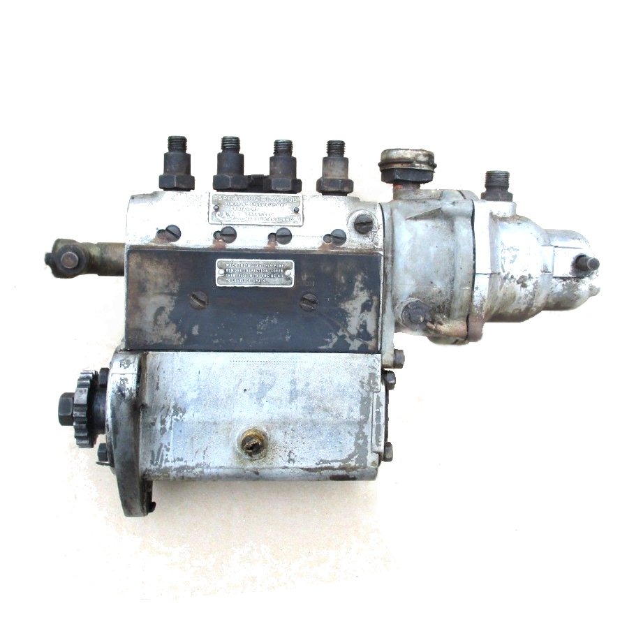 Lucas Cav Fuel Injection Pump Diaphragm And Piston For