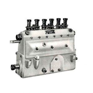 CAV Early Inline Pump Spare Parts NL, NR, NN, NNL and NNR