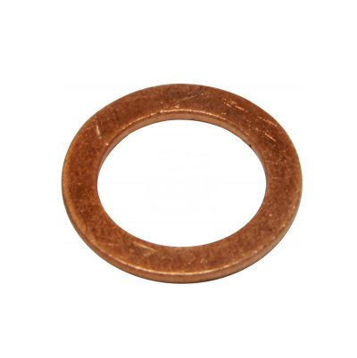 Copper washer for pintle injectors