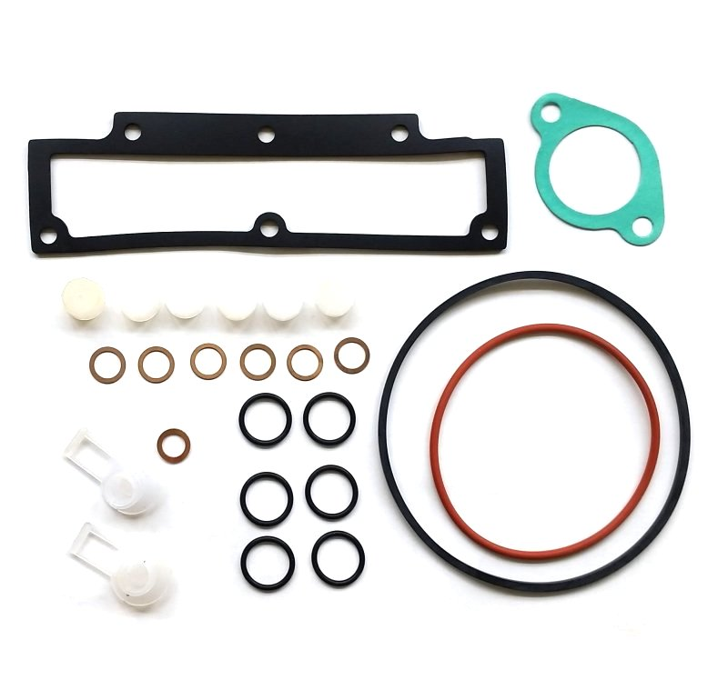 Seal repair kit for Bosch 6 cylinder inline Mercedes OM603 and OM606 pumps