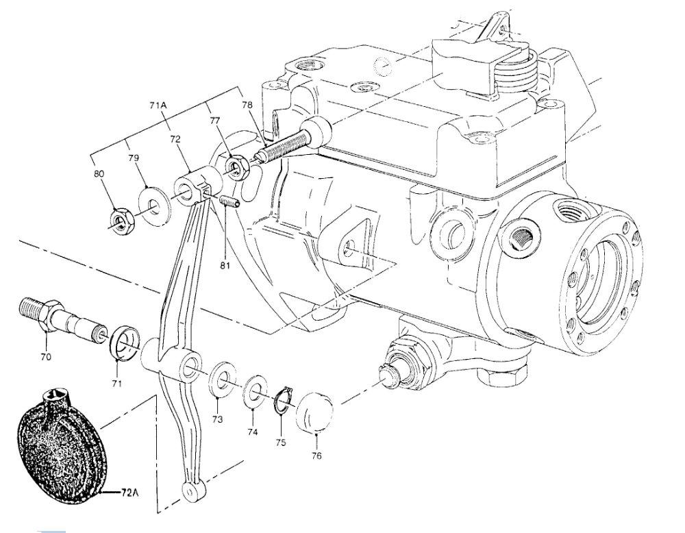 lucas dps cam roller kit