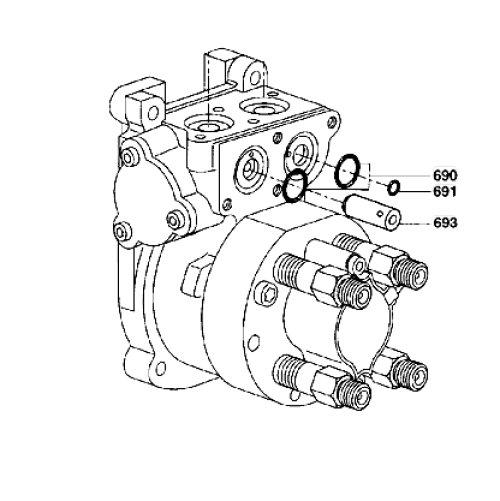 lucas delphi epic solenoid plunger kit